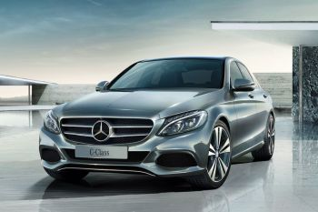Mercedes-Benz C 350 e 7G-Tronic