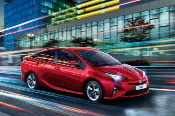 Toyota Prius 1.8 HSD Sol Premium