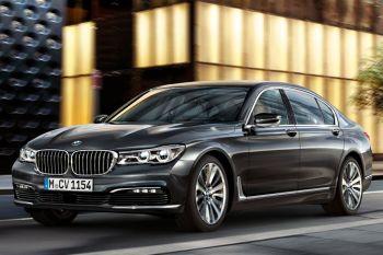 BMW 7 Limousine 740Le