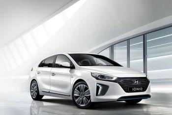 Hyundai Ioniq hybrid 1.6 GDi Launch DCT