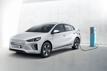 Hyundai Ioniq electric Launch Plus
