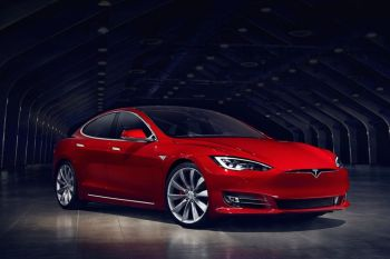 Tesla Model S Long Range