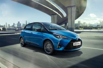 Toyota Yaris 1.5 Hybrid Trend e-Multidrive
