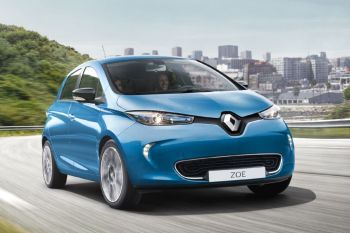 Renault Zoe Q90 (64A) 90th Anniversary (incl battery)