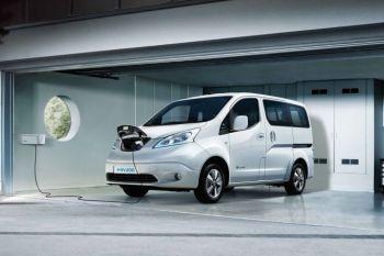 Nissan Evalia e-NV200 2.Zero Edition