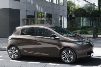 Renault Zoe Q90 (64A) Limited (incl battery)