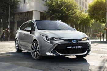 Toyota Corolla TouringSports 1.8 HSD Active e-CVT