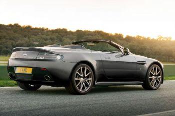 Aston Martin V8 Vantage Roadster Sportshift II
