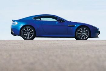 Aston Martin V8 Vantage N430 Coupé Sportshift II