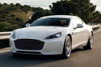 Aston Martin Rapide S Touchtronic III