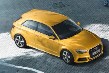 Audi A3 Sportback g-tron 1.4 TFSI S tronic Design