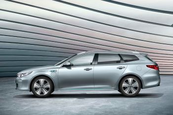 Kia Optima SW 2.0 T-GDi Plug-in Hybrid Aut.
