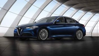 Alfa Romeo Giulia Super 2.0 200 AT8