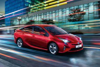 Toyota Prius Plug-in Hybrid 1.8 Solar