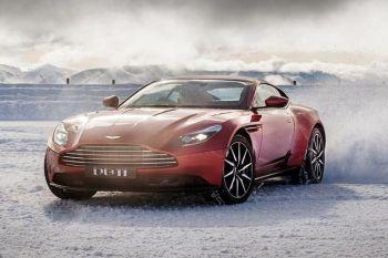 Aston Martin DB11 V8 Touchtronic III