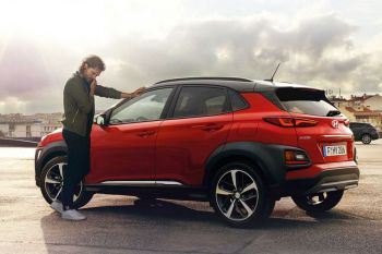 Hyundai Kona electric Vertex