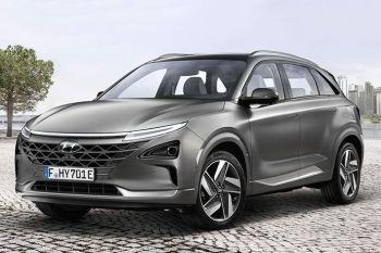 Hyundai Nexo Vertex