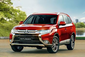 Mitsubishi Outlander 2.4 PHEV Value