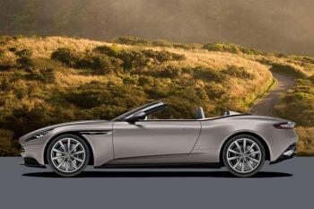 Aston Martin DB11 Volante V8 Touchtronic III