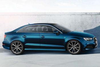Audi A3 Sedan 40 TFSI quattro S tronic