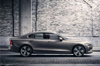 Volvo S60 T8 eAWD Twin Engine Geartronic Inscription