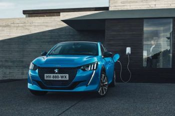 Peugeot 208 Electric Allure