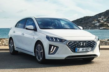 Hyundai Ioniq Plug-in hybrid 1.6 Gdi Origo DCT