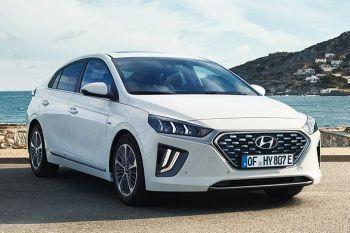 Hyundai Ioniq Plug-in hybrid 1.6 GDi Vertex DCT