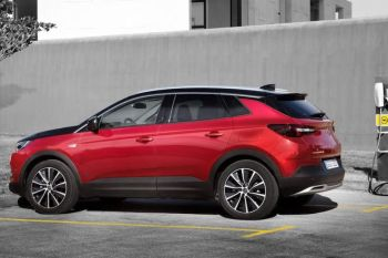 Opel Grandland X 1.6 Turbo Plug-in-Hybrid Ultimate