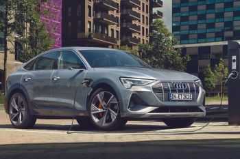 Audi e-tron 55 Sportback advanced
