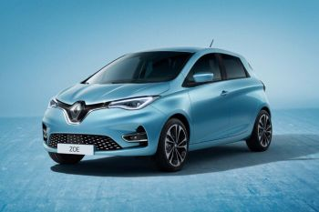 Renault Zoe R135 Intens (excl. battery)