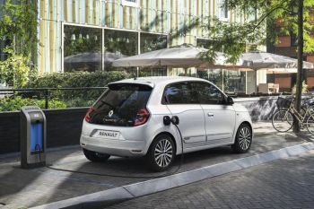 Renault Twingo Electric Intens