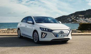 Hyundai Ioniq electric Origo