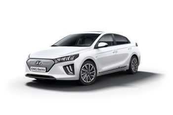 Hyundai Ioniq electric Vertex 136