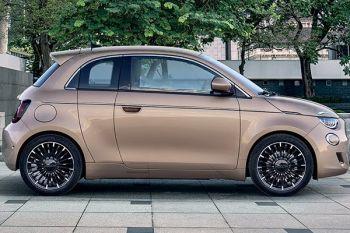 FIAT 500e 3+1 La Prima