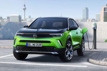 Opel Mokka Elektro GS Line